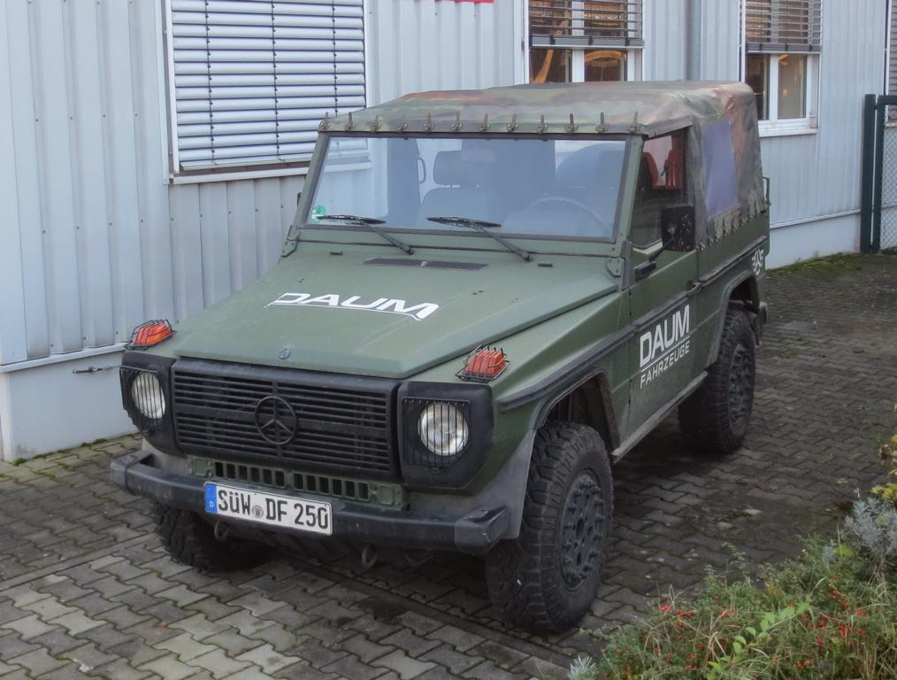 MB G250 D Modell OFFROAD